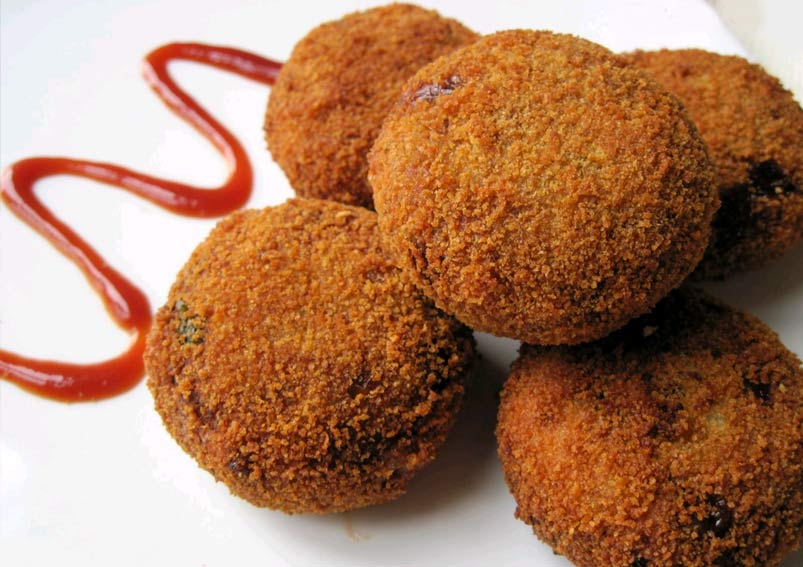 Tasty Chicken Cutlet Recipe