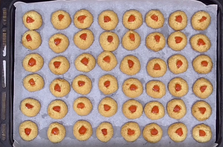 Crispy Coconut Cookies Recipe