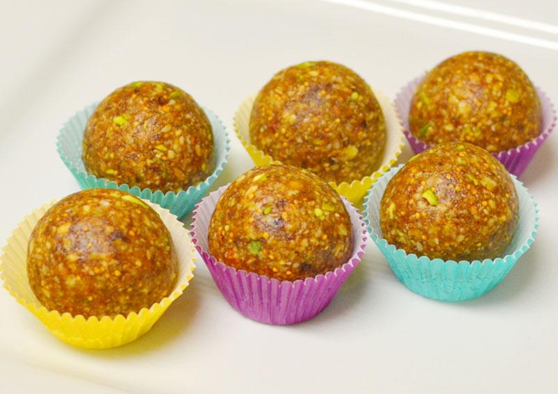 Dry Fruit Ladoo - Diwali Special Recipe