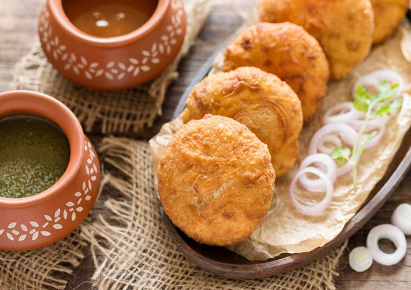 Dry/Shuki Kachori Recipe
