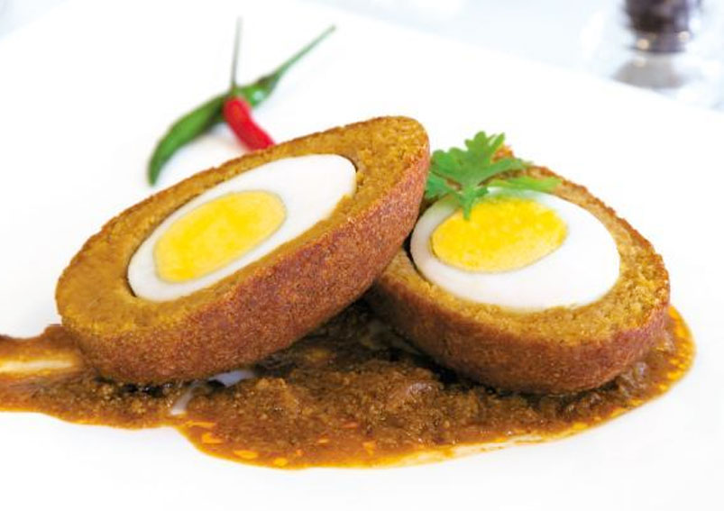 Ramjan Recipe - Egg Bonda