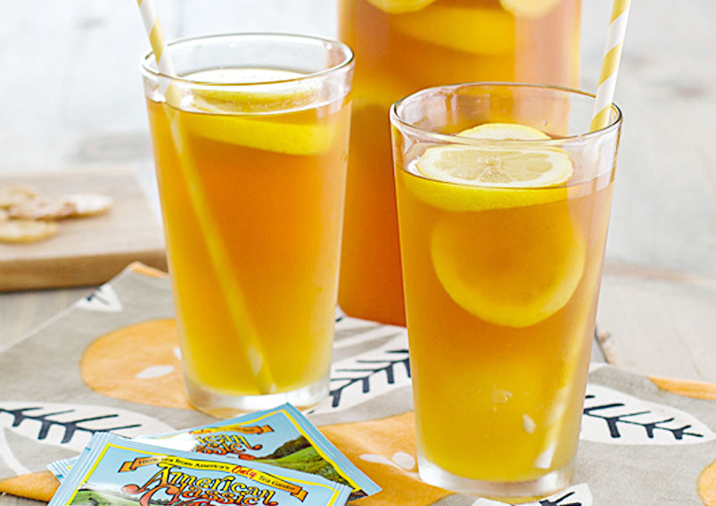 Healthy Lemon and Honey Water Recipe