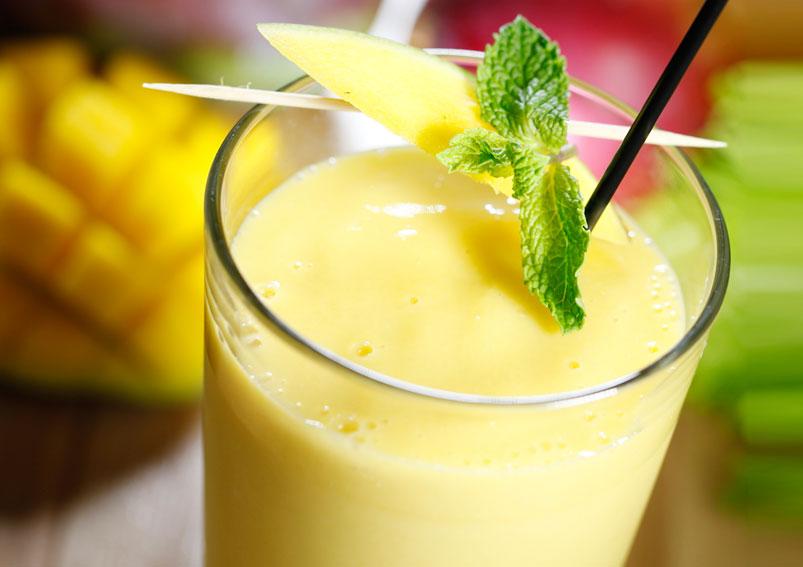 Healthy Mixed Fruit Lassi Recipe