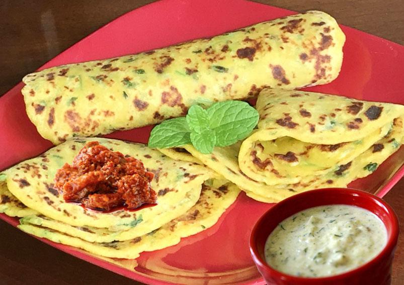How to Make Aloo Paratha Recipe