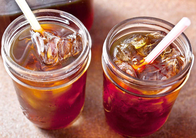 Iced Coffee Tea Recipe