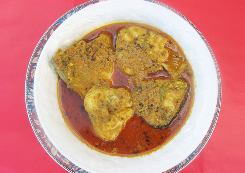 Indian Fish Korma Recipe