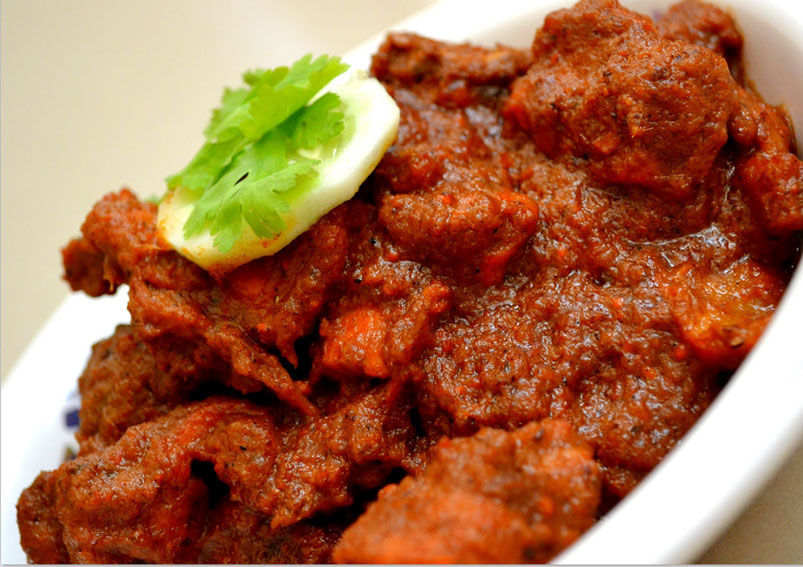 Easy Steps to Prepare Kashmiri Chicken Curry