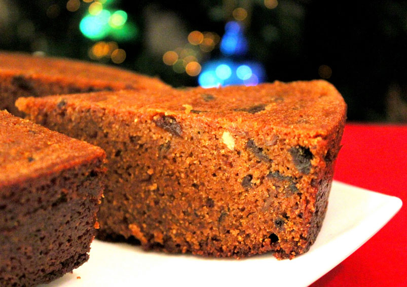 Rich Plum Cake Recipe In Pressure Cooker: Homemade Rich Plum Cake Recipe
