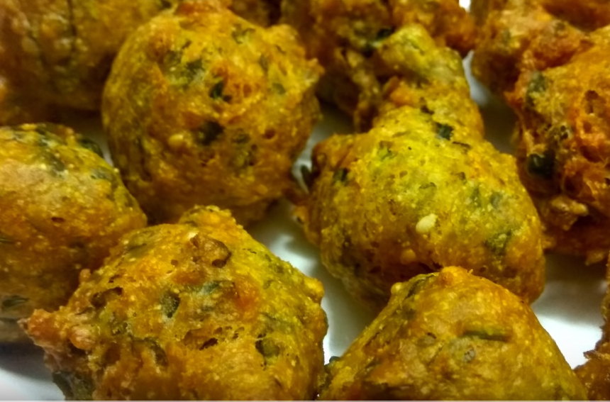 Tasty Methi Pakora Recipe