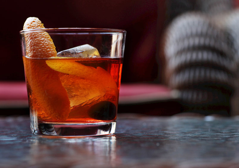 Old Fashion Cocktail Recipe
