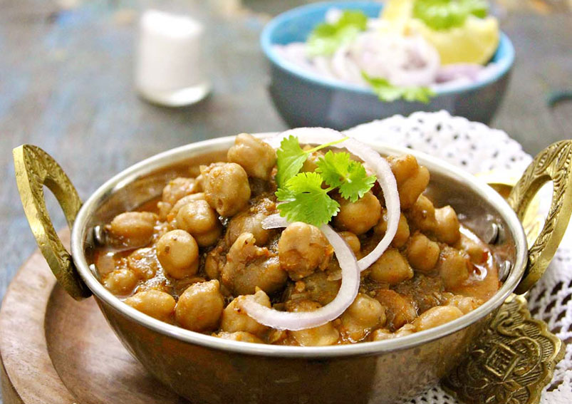 How to Cook Peshawari Chole Recipe