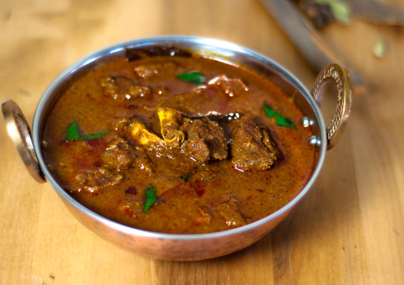 South Indian Pork Curry Recipe