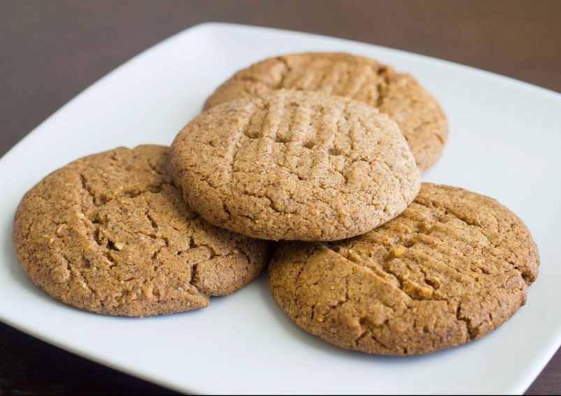 Ragi cookies - Egg-less biscuits