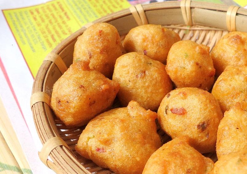Holi Special Ram Ladoo Recipe