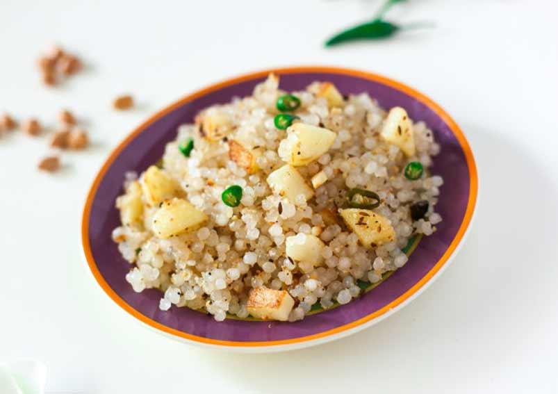Various Cake Recipes In Marathi: Sabudana Khichdi Recipe