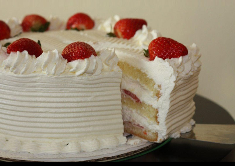 Simple White Cake Recipes — Dishmaps