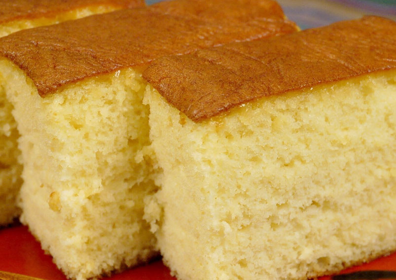 Vanilla Cake Recipe Without Milk