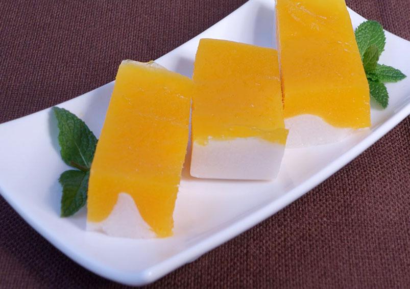Tasty Mango Burfi Recipe