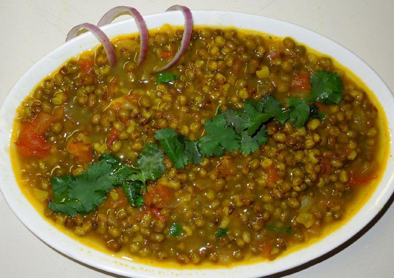 Tasty Sabut Moong Dal Recipe