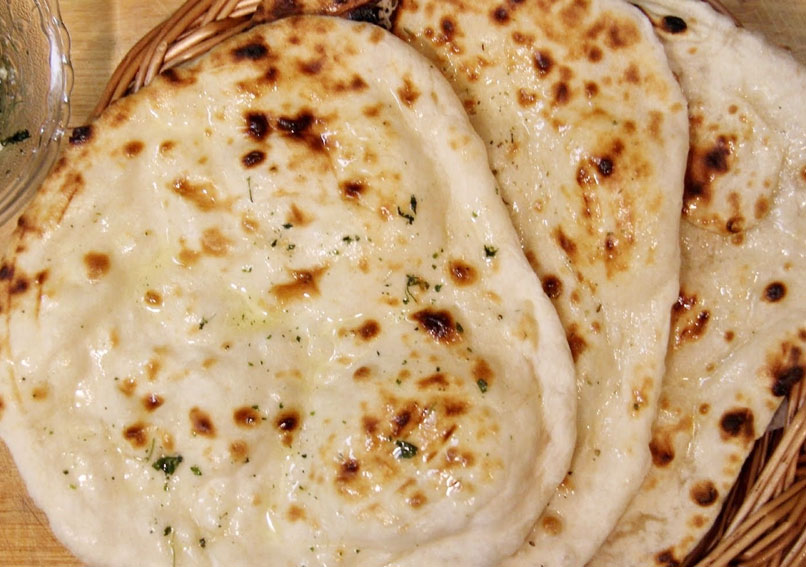 Tasty and Best Butter Naan Recipe