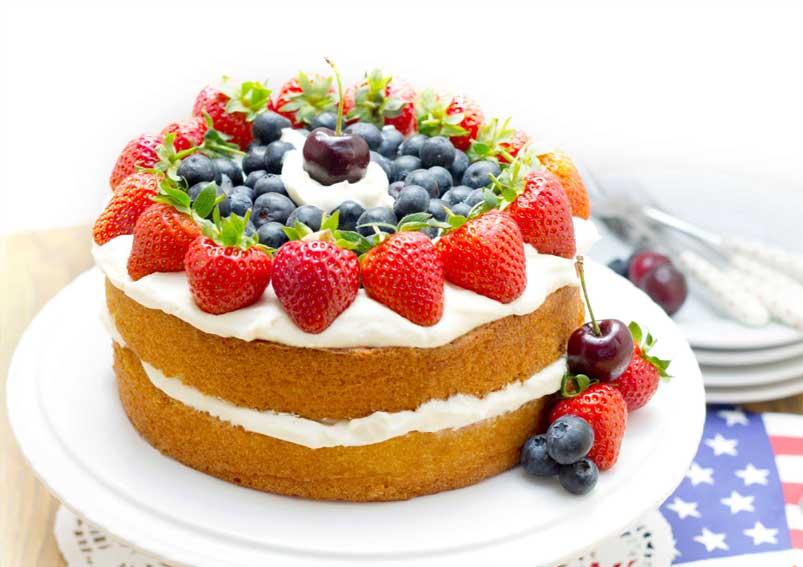 how to make moist vanilla sponge cake