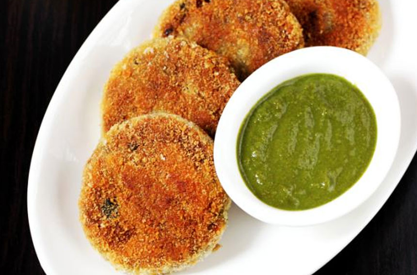 Tasty Corn and Vegetable Cutlet Recipe