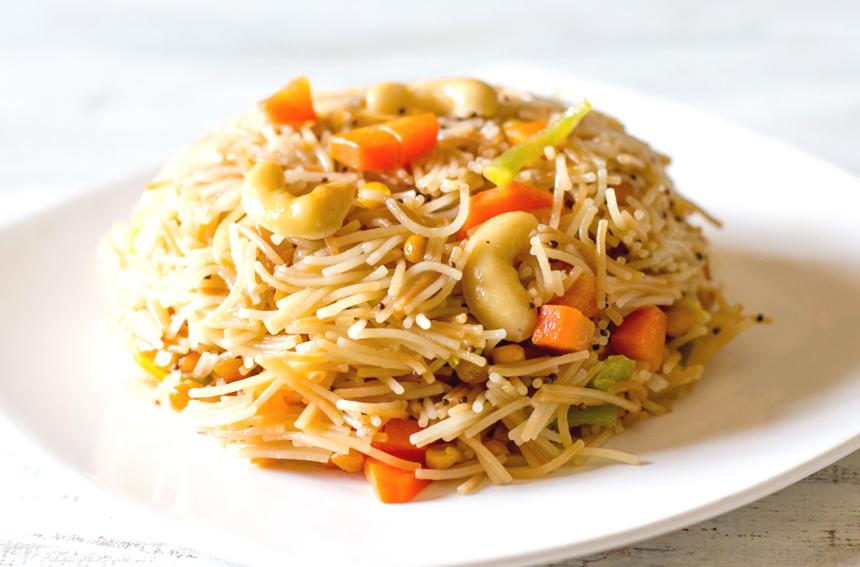 Tasty Vermicelli Veg Umpa Recipe