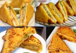 Aloo Bread Pakora Recipe | Yummyfoodrecipes.in