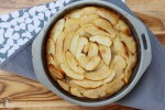 Delicious Apple Custard Recipe