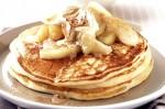 Tasty Banana and Sesame Pancake Recipe | Yummy food recipes