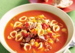 Beans and Pasta Soup Recipe