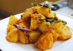 Easy Sweet Potato Masala Fry Recipe | YummyFoodRecipes.in