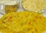 Easy Moong Dal Khichdi Recipe Preparation   Yummy Food Recipes
