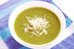 Healthy Broccoli and Almond Soup Recipe