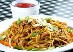 Easy Broccoli and Baby Corn Noodles Recipe