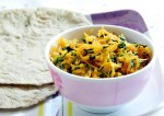Easy Carrot Methi Sabzi Recipe