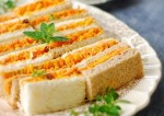 Carrot and Cheese Sandwich Recipe