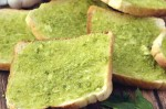 Tasty and Easy Celery and Garlic Toast Recipe