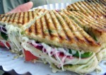 Vegetable Cheese Grilled Sandwich Recipe