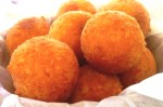Cheesy Potato Balls Recipe