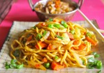 Easy Chicken Hakka Noodles Recipe