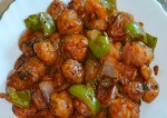 Chili Soya bean Nuggets Recipe