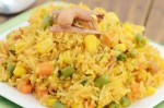 Tasty Corn Pulao Recipe