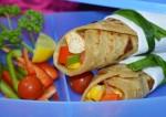 Yummy Stuffed Corn and Capsicum Wrap Recipe | Yummy food recipes