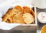Crispy Baked Puri Recipe