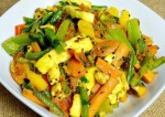 Crispy Fried Mixed Vegetable Recipe