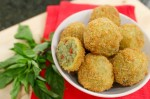 Crispy Rice Balls Recipe