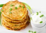 Tasty Cucumber Pancake Recipe