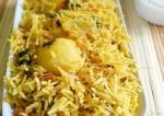 Tasty Dum Aloo Biryani Recipe