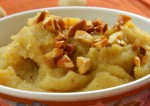 Indian Dussehra Badam Halwa Recipe